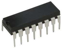 ACPL-847-00GE DC Input Transistor Output Quad Optocoupler, Through Hole, 16-Pin PDIP